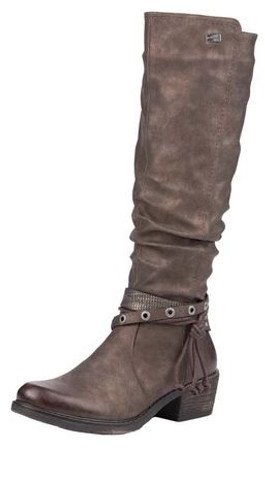 WP TALL BOOT STRAPS AND RUCHING ANTI R1170-25