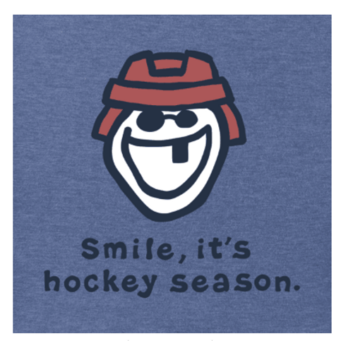 M LS VI SMILE, IT'S HOCKEY HTVNB (58790)
