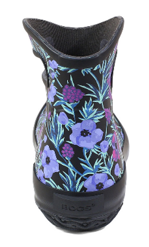 PATCH ANKLE BOOT VINE FLORAL 72519-009