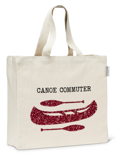 CANOE COMMUTER XL TOTE BAG 1256-TBL-13