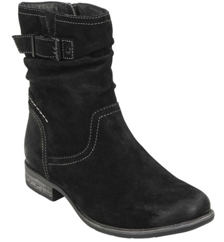 SUEDE CASUAL MID BOOT (BEAUFORT)