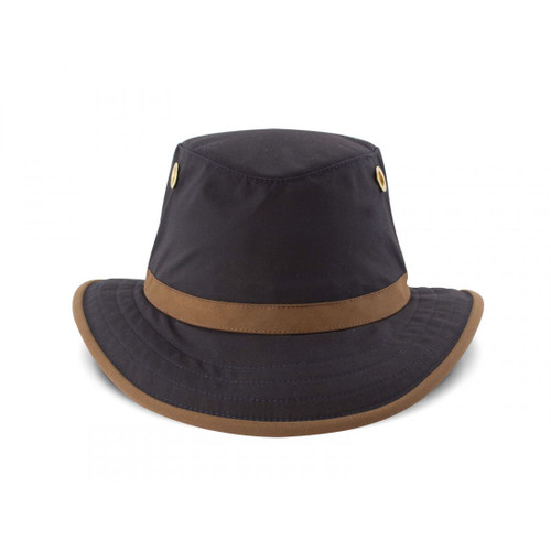 WAXED COTTON HAT TWC7