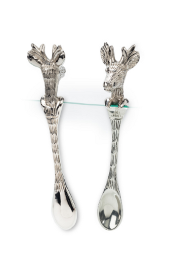 HANGING REINDEER SPOON