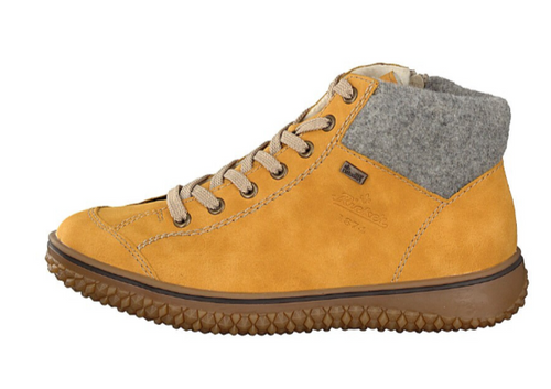 HIKER LOW SZIP WP WOOL CUFF HONIG/FOG Z4243-68