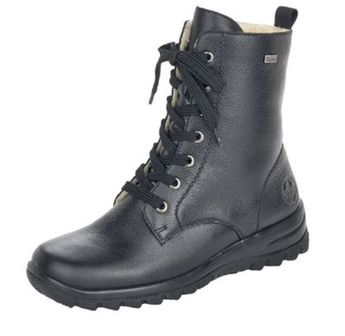 WP SMOOTH LACE HIKER BLACK Z7110-00