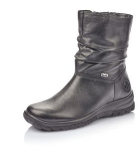 WP MID PILLOW BOOT BLACK Z7193-00