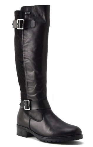 TALL BOOT BUCKLES WP BLACK D8284-01