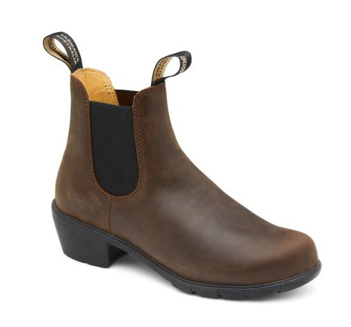 Blundstone1673 - Women's Series Heel Antique Brown