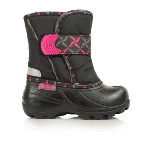 LUMINOP INF 5-10 WP BOOT VELC PINK