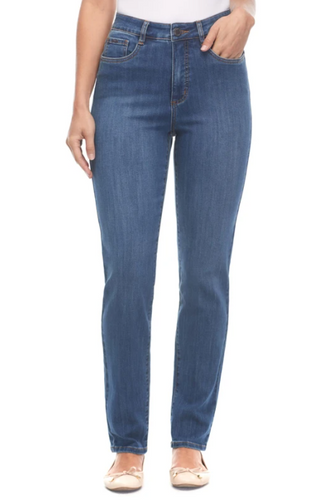 PETITE RENEW DENIM SUZANNE CIGARETTE LEG 8684322
