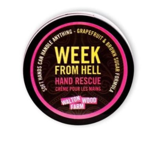 HAND RESCUE - WEEK FROM HELL 4OZ (HCWEE)