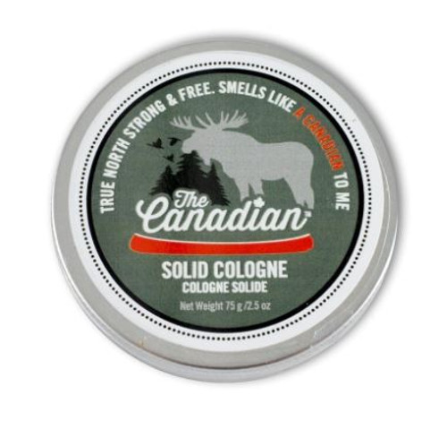 SOLID COLOGNE - THE CANADIAN 2.5OZ (CCCAN)