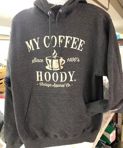 MY COFFEE HOODY