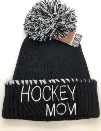 HAT HOCKEY MOM TOQUE