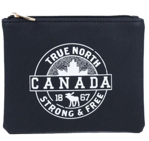 TRUE NORTH CANDA POUCH BLACK (3678802141)