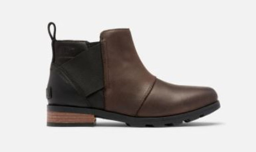 EMELIE CHELSEA BOOT WP BLACKENED BROWN 1920881