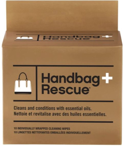 RESCUE WIPES HANDBAG RESCUE IN A BOX (RWHANDBAG)