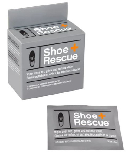 RESCUE WIPES SHOE RESCUE BOXED (RWSHOEBOX)