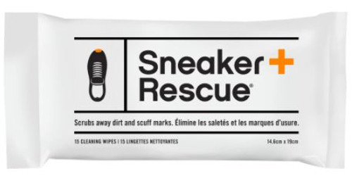 RESCUE WIPES SNEAKER RESCUE (RWSN)