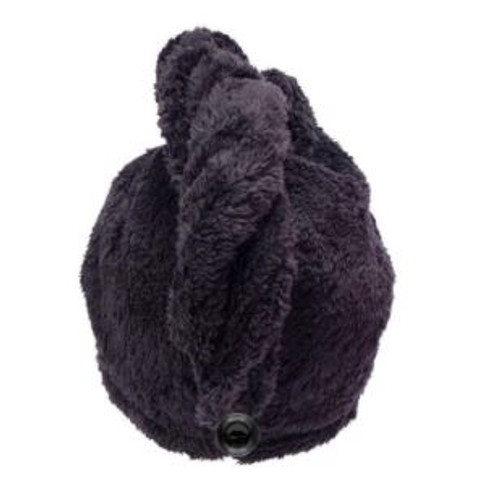 SD HAIR DRYING TURBAN BLACK (SD8168BK)