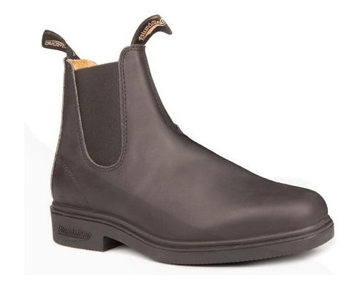 BLUNDSTONE 068 - The Chisel Toe in Black Mens 068M