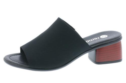 FABRIC STRETCH SLIDE BLACK R8752-01