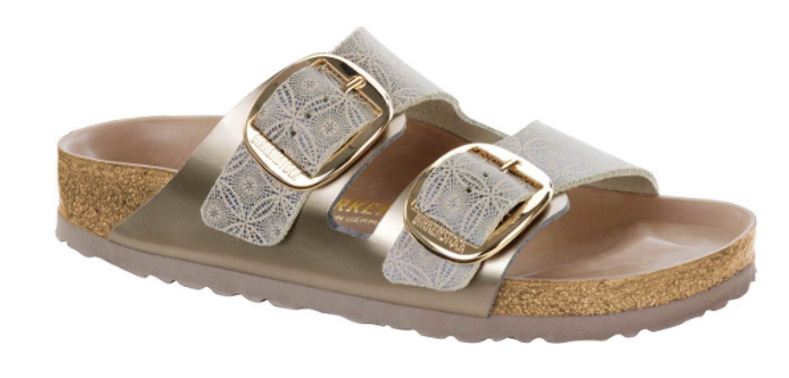 "Birkenstock - the new ""Big Buckle"""