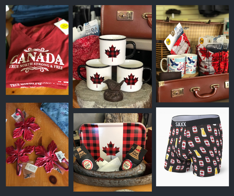 We love Canada!