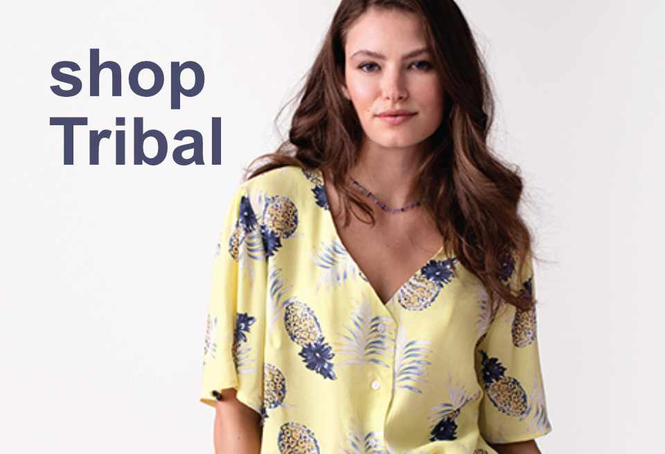 Shop Tribal at Brock's