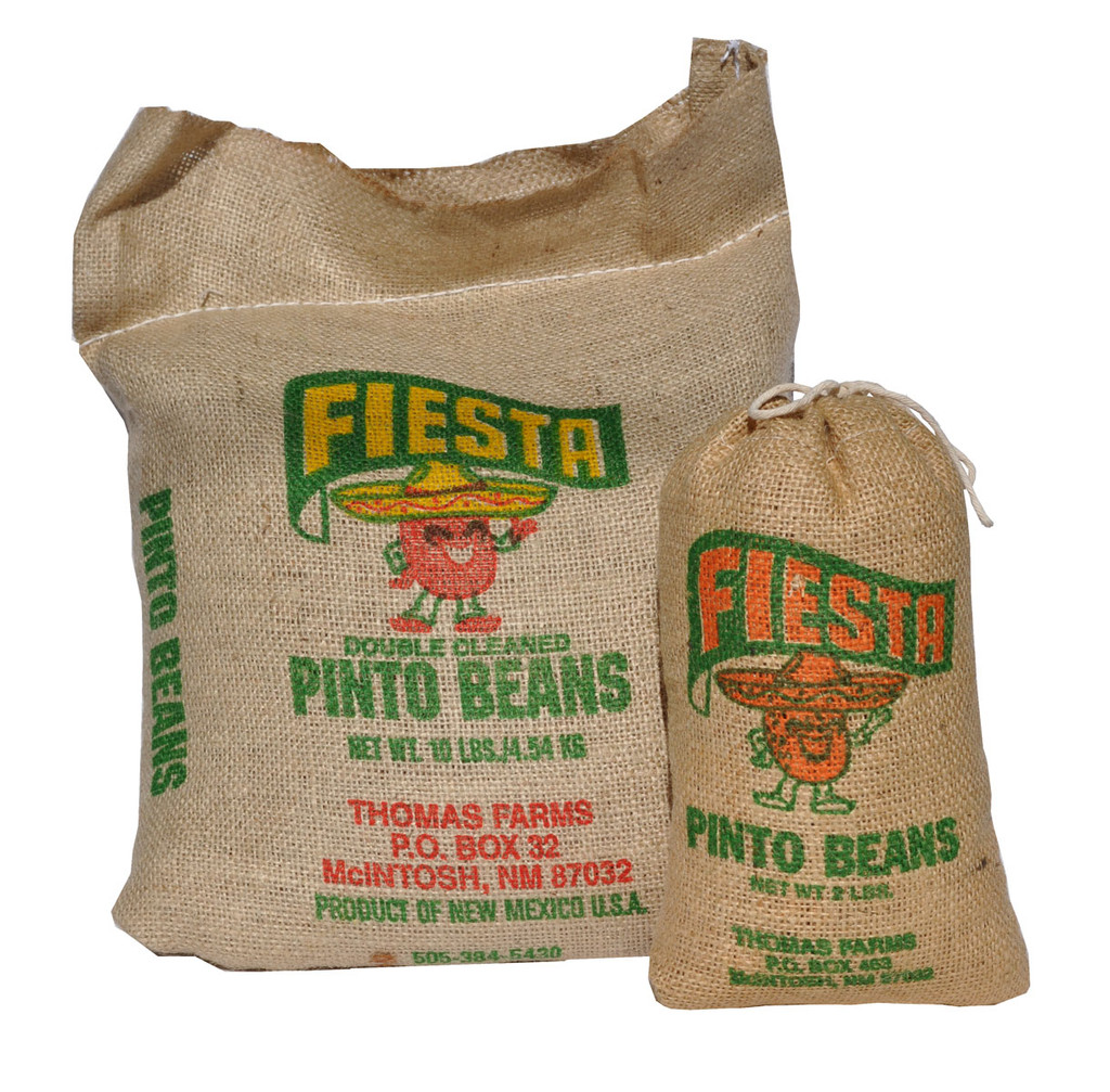 Pinto Beans 2 lb. and 10 lbs bags