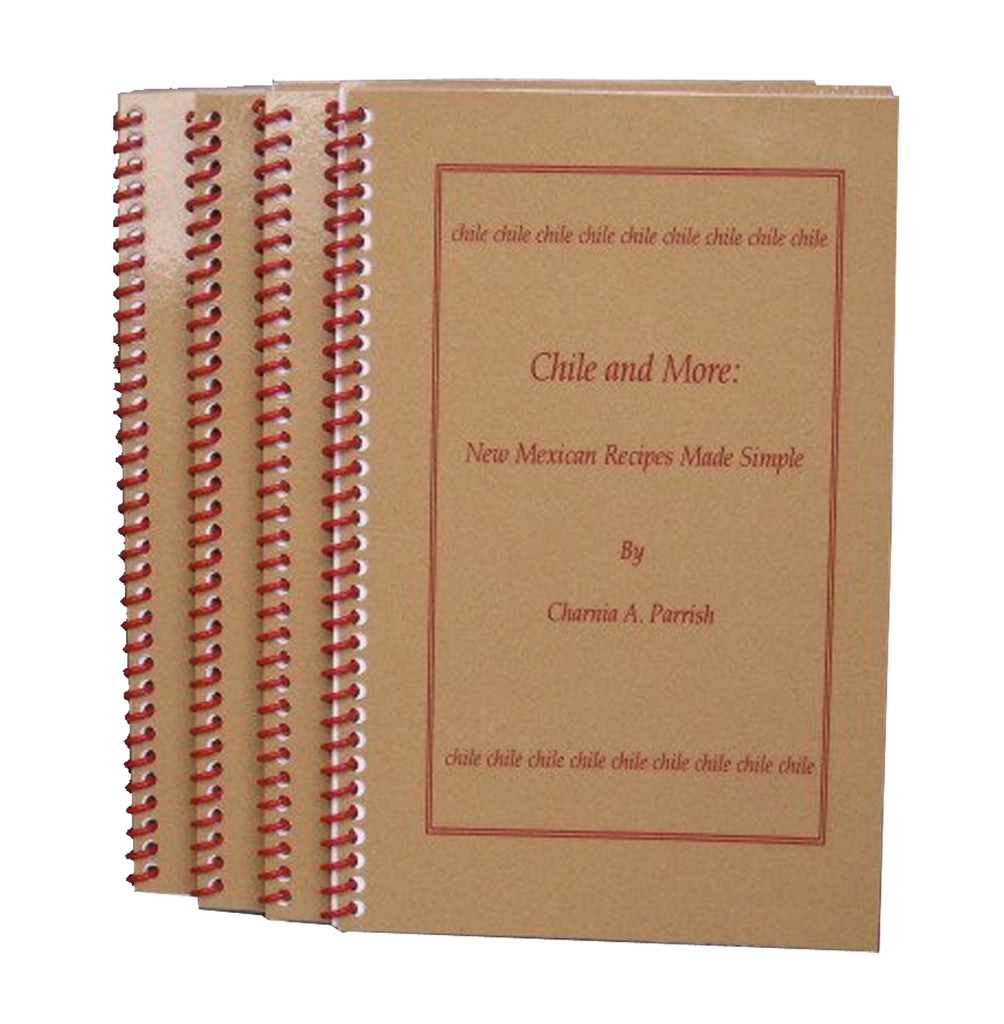 Chile and More Cookbook