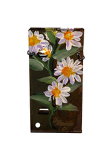 Vintage Metal Paintings - Daisy