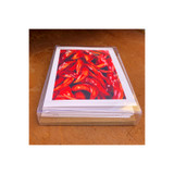 Greeting Card package of Chile designs by khmogen design