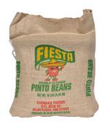 10 lbs. Pinto beans
