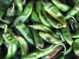 """Barker X-Hot Chile is a """"like to cry"""" while you eat sort of chile.  It is a smaller chile with wonderful flavor."""