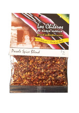 Posole spice blend is a mix of chile caribe, oregano, garlic and other spices you add to your posole to give it an amazing flavor.