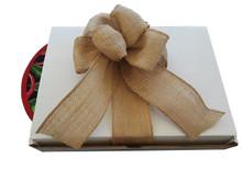 Red Ceramic Chile Strand - Stocking Gift Set