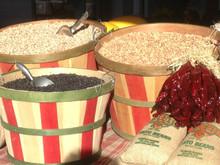 New Mexico Estancia Valley grown beans.