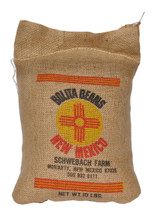 New Mexico Bolita Beans are a rich, creamy easily digestible bean that taste much like a Pinto Bean but cook in less than half the time.
