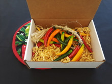 The chile pepper strand makes a great gift.  A gift box can be added on for an additional fee.