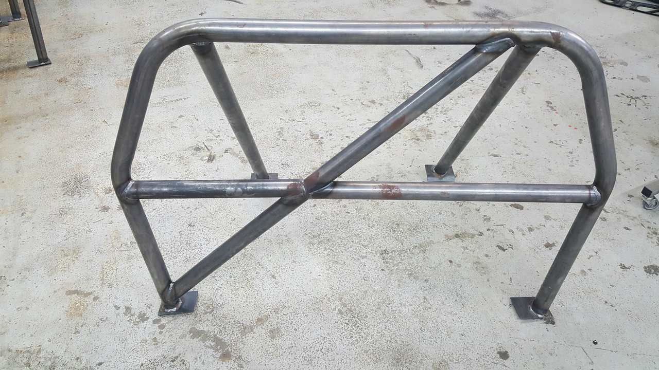 Mini Cooper 4 Point Roll Bar