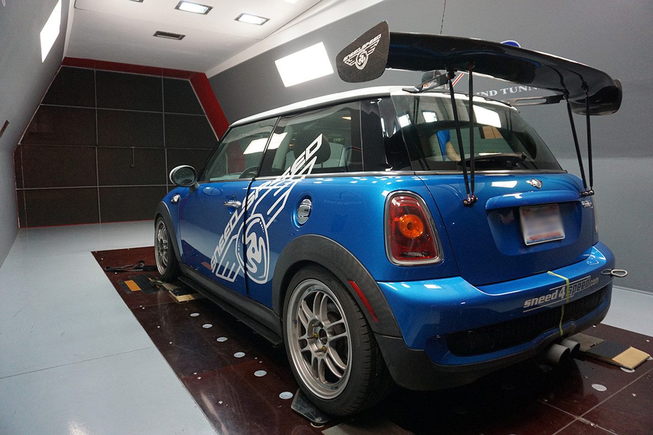 MINI R53 and R56  Carbon Rear Wing
