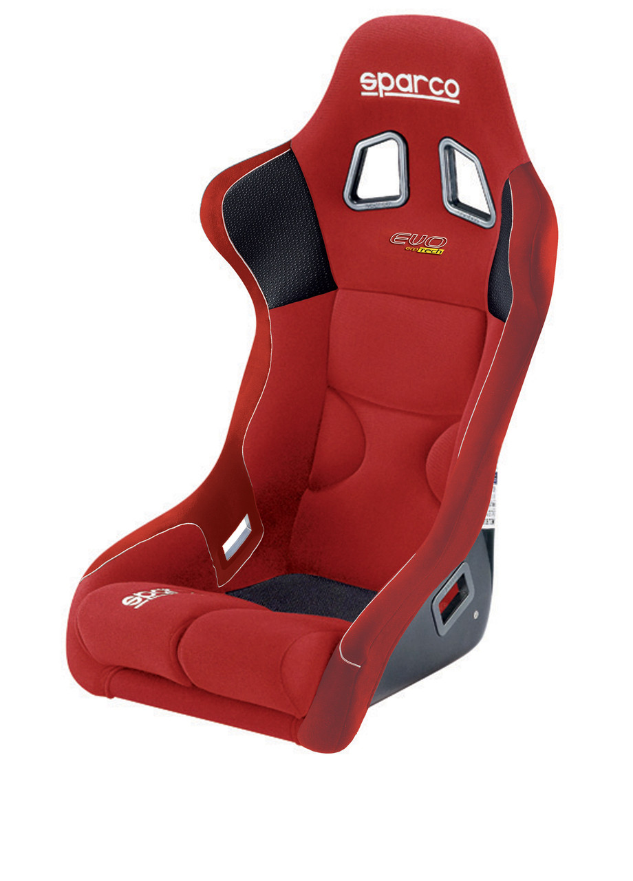 Sparco EVO II US Red