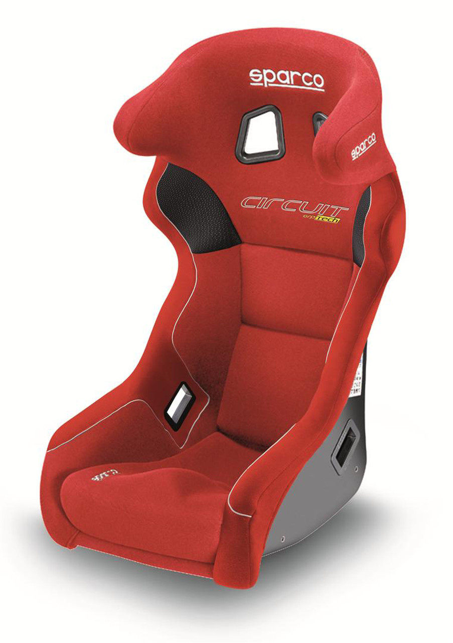 Sparco Circuit II Red