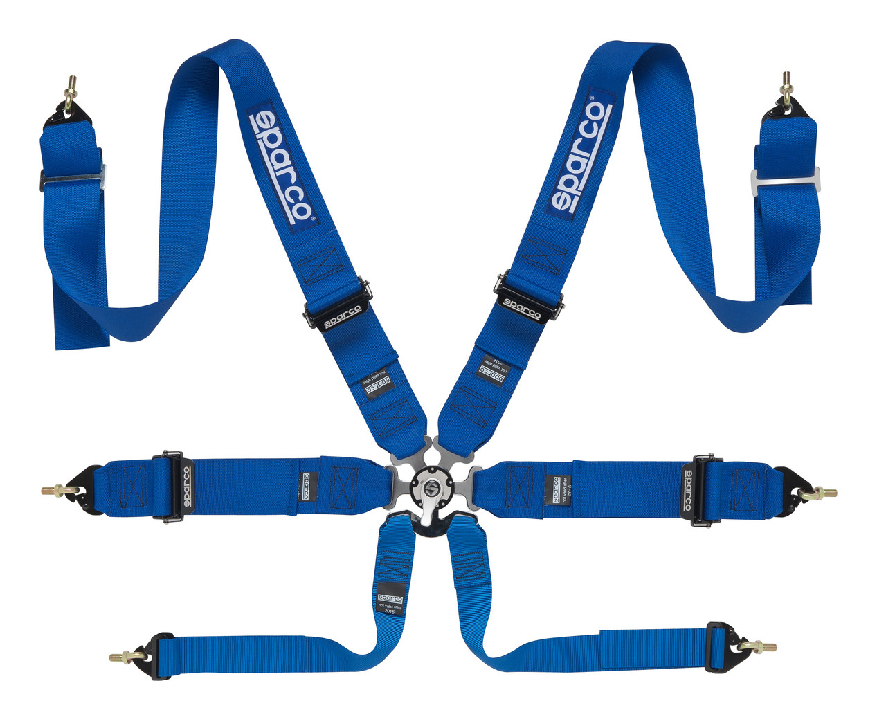 Sparco 6 Point Harness