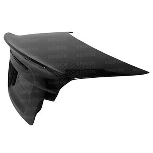 Seibon 02-04 Mini Cooper OEM Carbon Fiber Rear Hatch