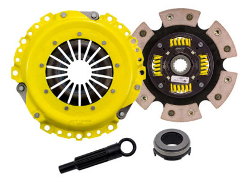 ACT 2002 Mini Cooper HD/Race Sprung 6 Pad Clutch Kit