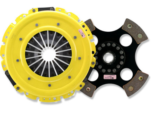 ACT 2002 Mini Cooper HD/Race Rigid 4 Pad Clutch Kit
