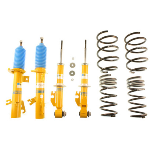 Bilstein B12 2012 Mini Cooper S Hatchback Front and Rear Suspension Kit
