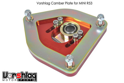 MINI Camber Plates R53 by Vorshlag